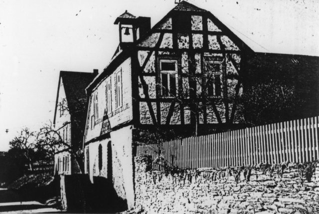 Alter backes